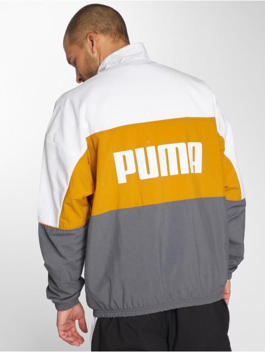 Puma Übergangsjacke Retro grau
