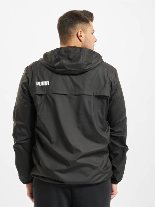 Puma Übergangsjacke Essentials Solid schwarz