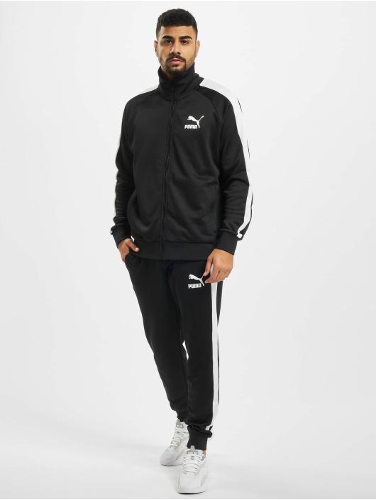 Puma Übergangsjacke Iconic schwarz