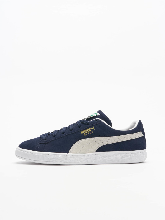 Puma Zapatillas de deporte Suede Classic XXI azul