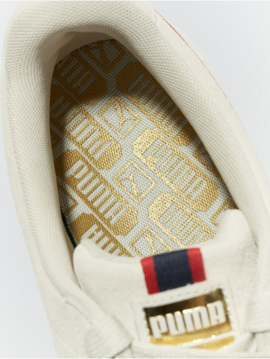 Puma Zapatillas de deporte Suede Classic Sport Stripes gris