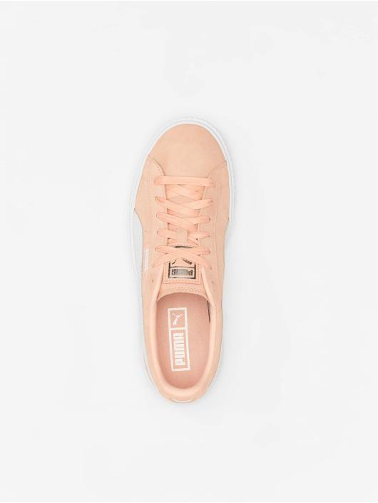 Puma Zapatillas de deporte Suede rosa
