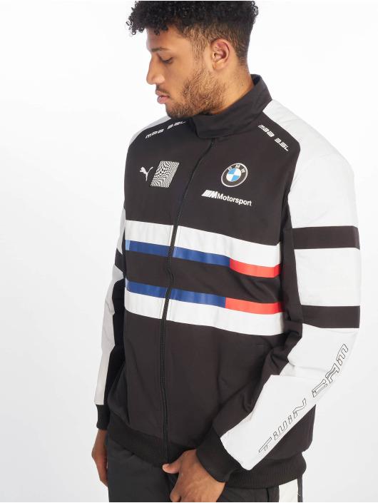 Puma Zomerjas BMW MMS Street Woven zwart