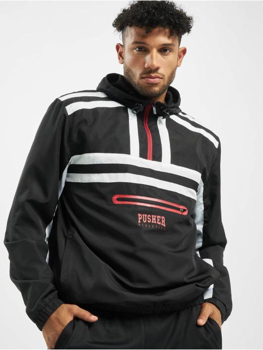 Pusher Apparel Демисезонная куртка Authentic черный