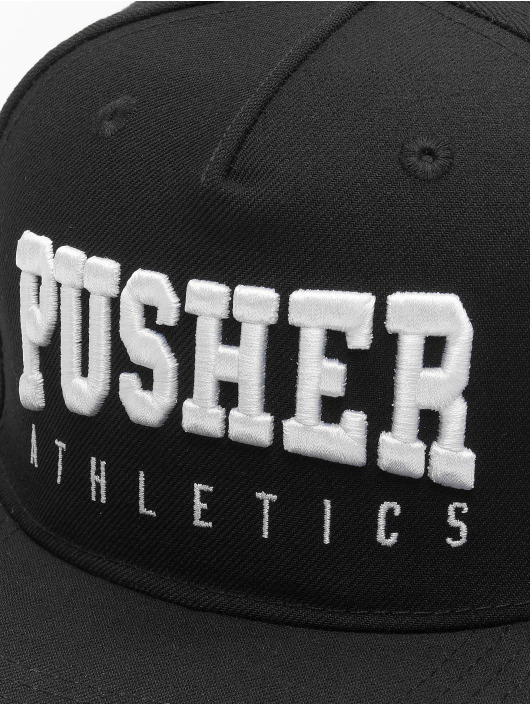 Pusher Apparel Casquette Snapback & Strapback Athletics noir