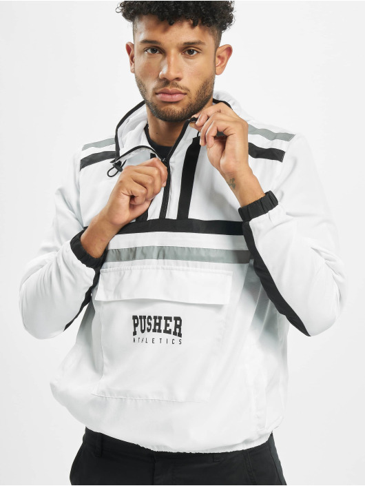 Pusher Apparel Chaqueta de entretiempo Authentic blanco