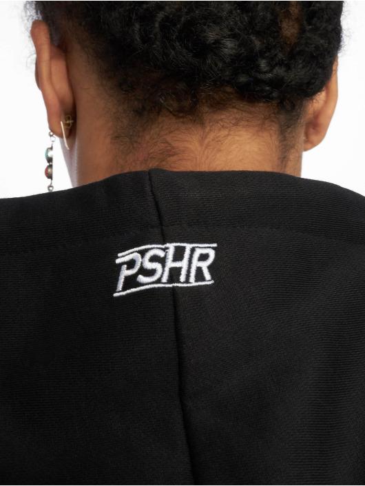 Pusher Apparel Hoodie Mesh black