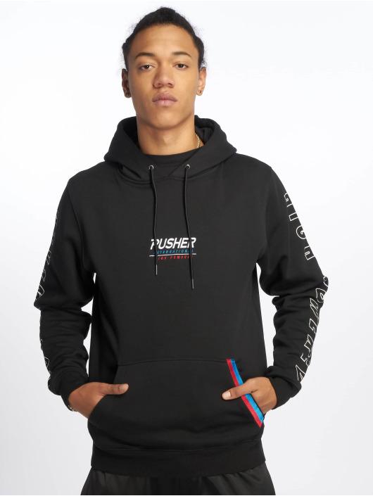 Pusher Apparel Hoodie High Powered black