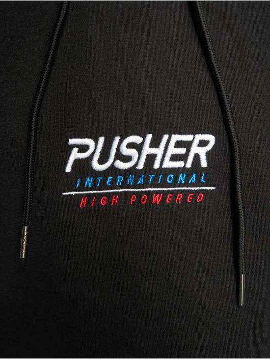 Pusher Apparel Hoody High Powered zwart