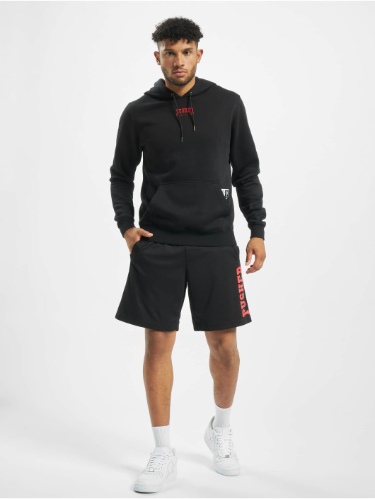 Pusher Apparel Hoody Athletics zwart