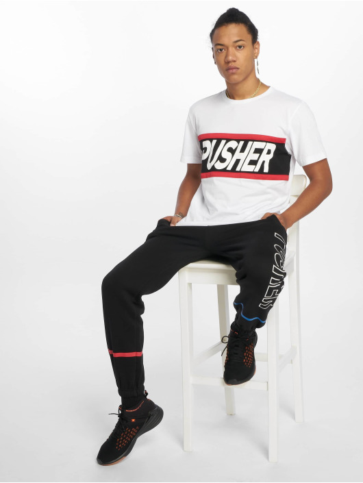 Pusher Apparel Jogging More Power noir