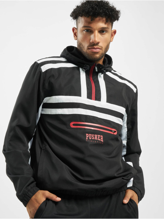 Pusher Apparel Lightweight Jacket Authentic black