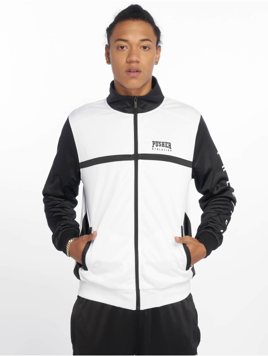 Pusher Apparel Lightweight Jacket Athletics white