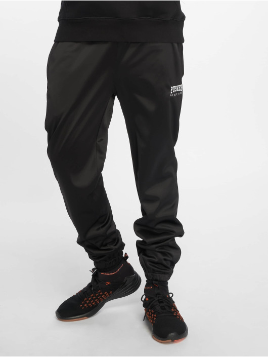 Pusher Apparel Pantalone ginnico Athletics nero