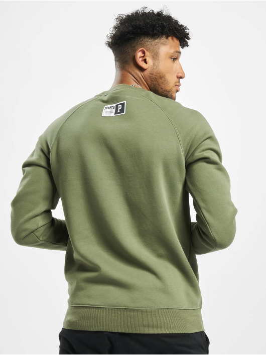 Pusher Apparel Pullover Athletics khaki