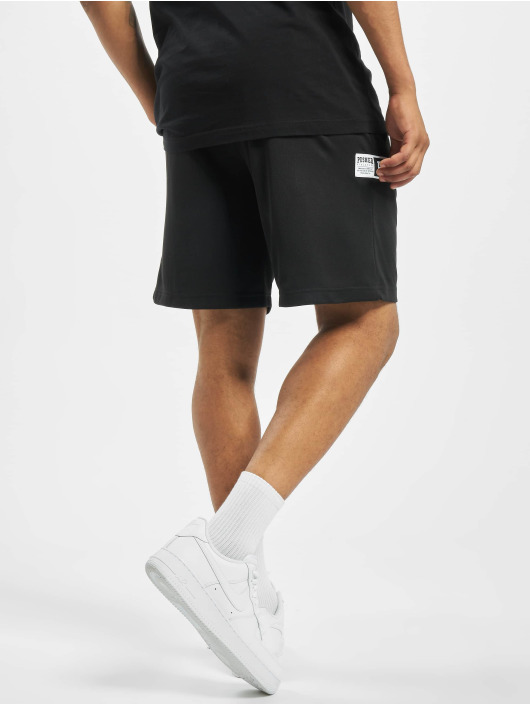 Pusher Apparel Shortsit Athletics Mesh musta