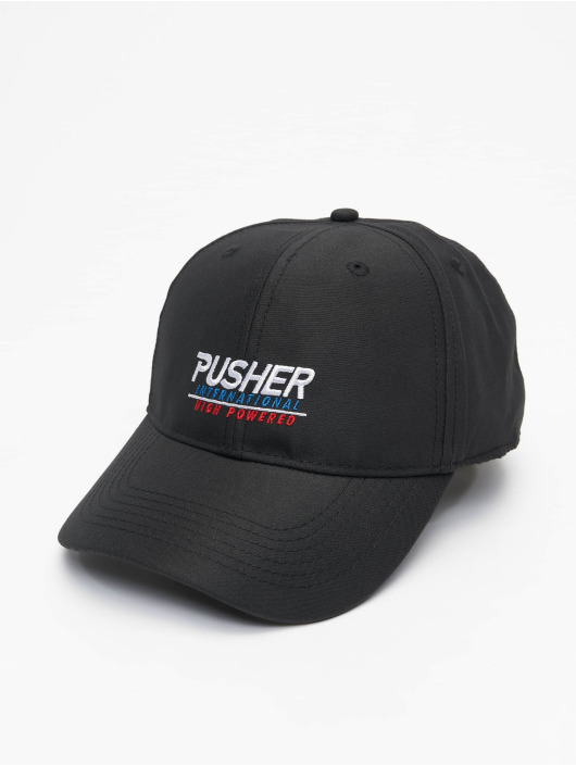 Pusher Apparel Snapback High Powered èierna