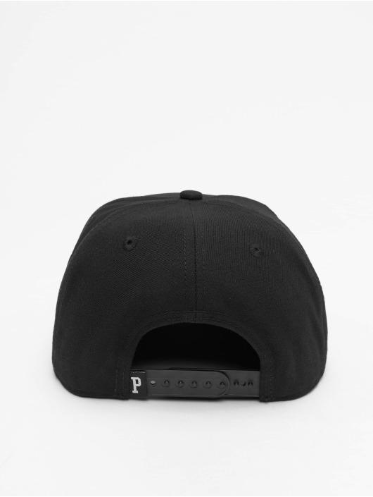 Pusher Apparel Snapback Cap Athletics schwarz