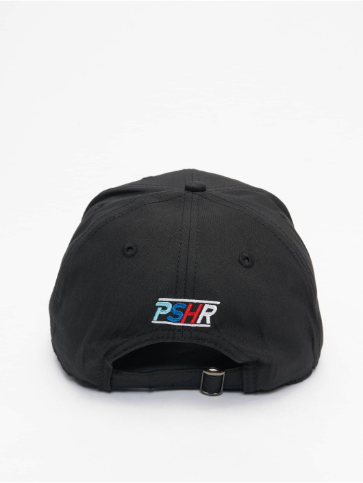 Pusher Apparel Snapback Caps High Powered czarny