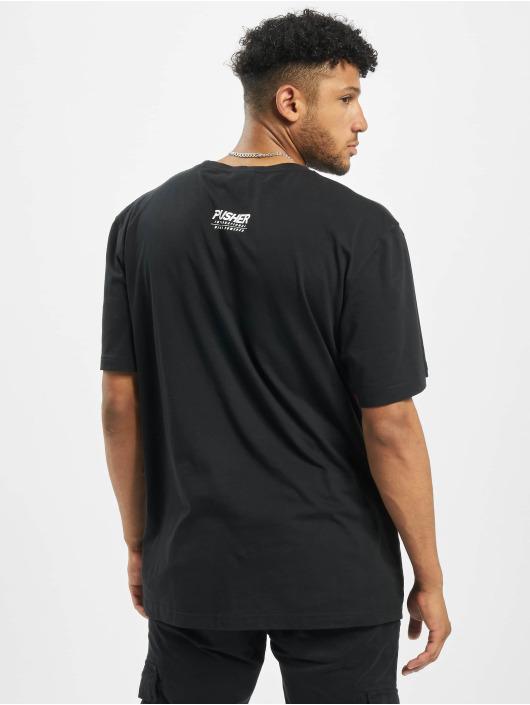 Pusher Apparel T-Shirt More Power black