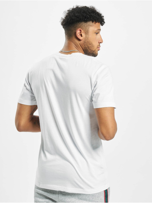 Pusher Apparel T-Shirt Hustle blanc