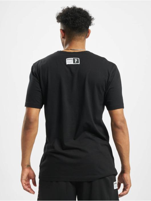 Pusher Apparel T-shirt Athletics nero