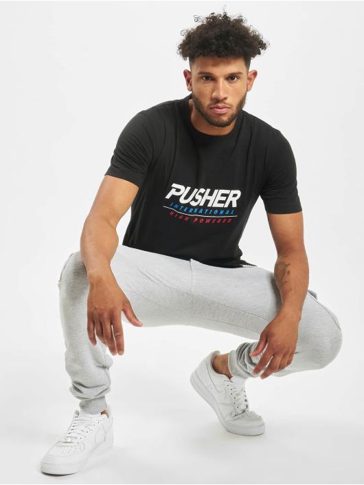 Pusher Apparel T-Shirt Apparel High Powered schwarz