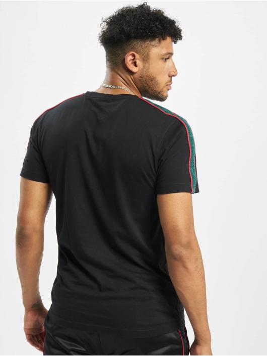 Pusher Apparel T-Shirt Hustle Small Logo schwarz