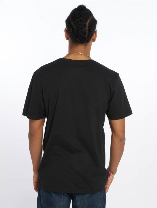 Pusher Apparel T-shirt Attack Small Logo svart