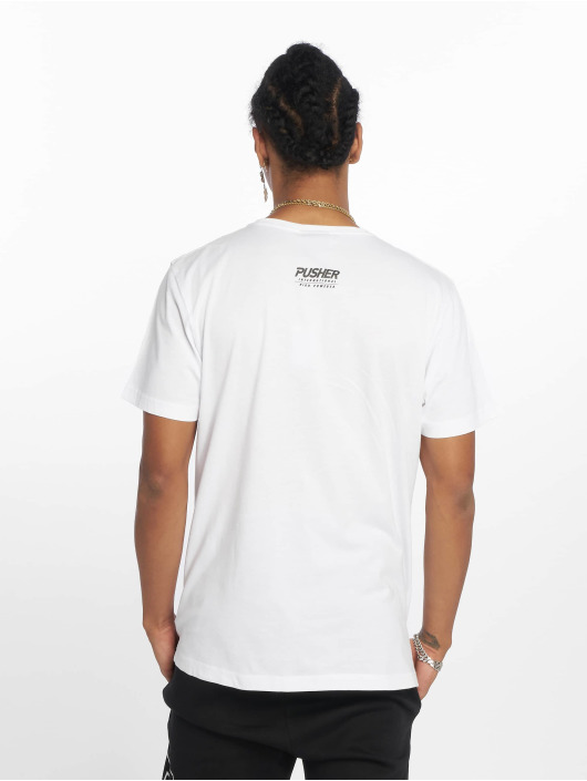 Pusher Apparel T-Shirt Power white