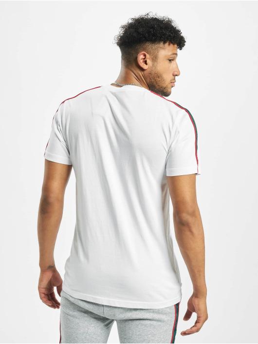 Pusher Apparel T-Shirt Hustle Small Logo white