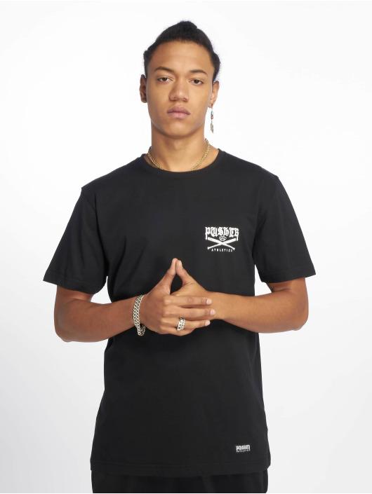 Pusher Apparel t-shirt Pay Me zwart