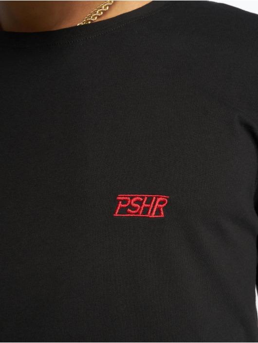 Pusher Apparel T-skjorter Pshr svart