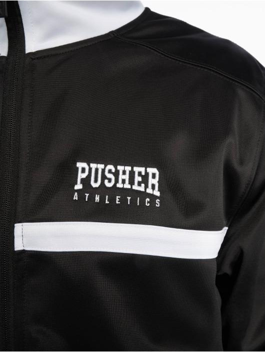 Pusher Apparel Übergangsjacke Athletics schwarz