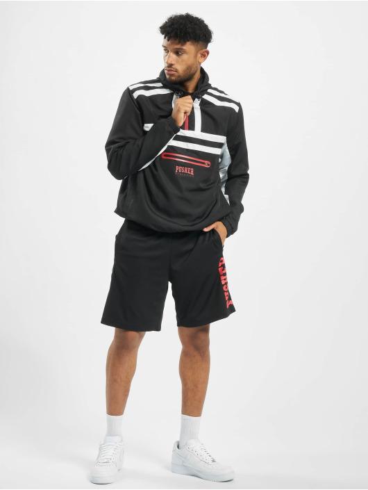 Pusher Apparel Übergangsjacke Authentic schwarz