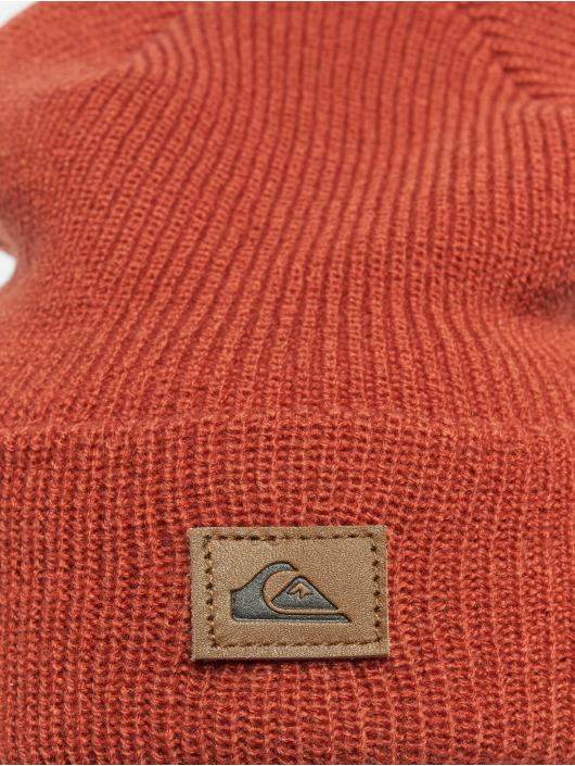 Quiksilver Bonnet Performed Beanie rouge
