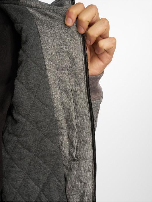 Quiksilver Manteau hiver Brooks 5K gris