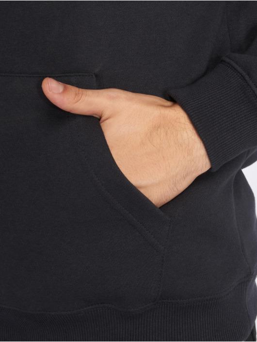 Quiksilver Sweat capuche Big Logo noir