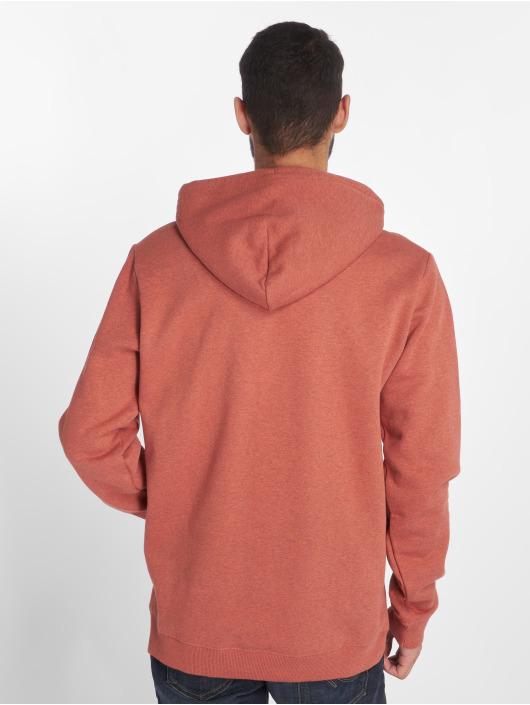 Quiksilver Sweat capuche Big Logo rouge