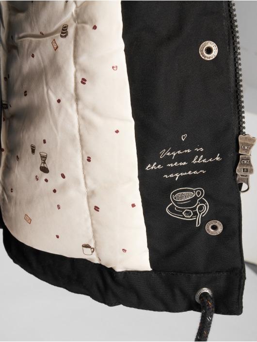 Manteau Hiver 492165 Jane Ragwear Noir Femme FJl1cTK3