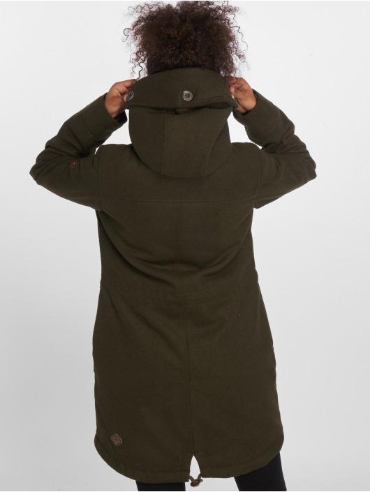 Ragwear Winterjacke Elba Coat olive