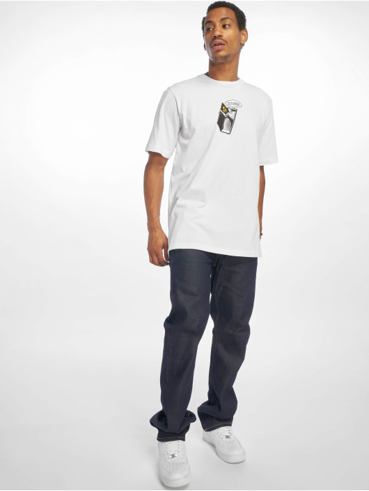 Raised by Wolves T-shirt Bunker bianco