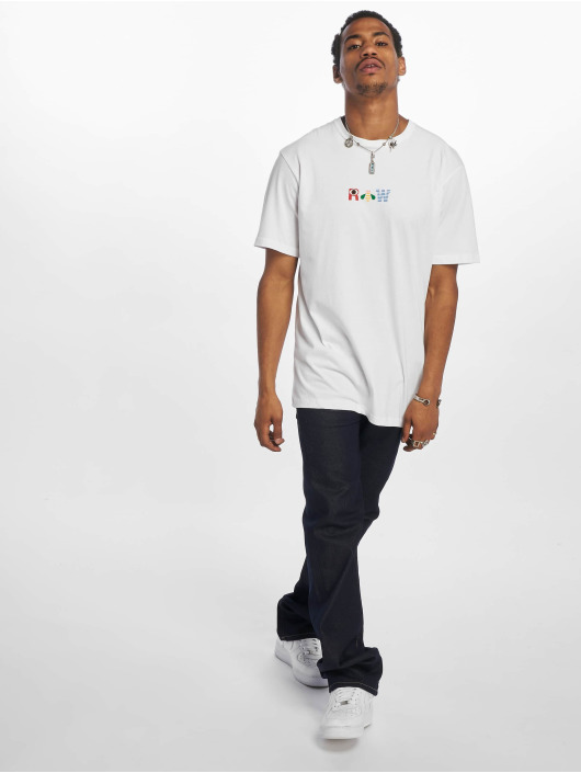 Raised by Wolves T-shirt R Bee bianco