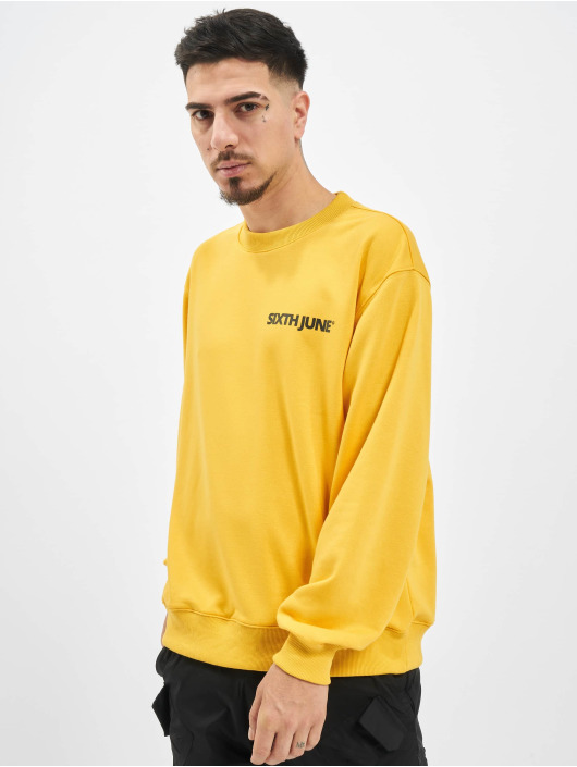 Red Bridge Sweat & Pull Two Front Side jaune