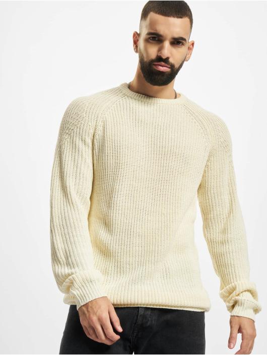 Redefined Rebel Пуловер RRTony Knit белый