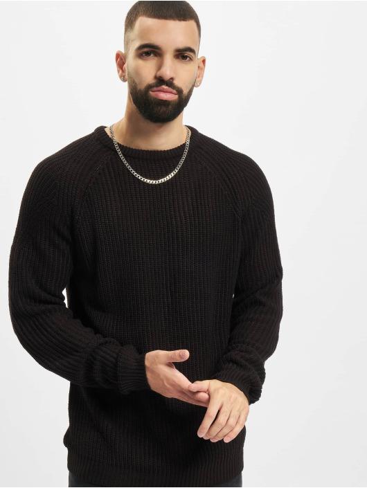 Redefined Rebel Пуловер RRTony Knit черный