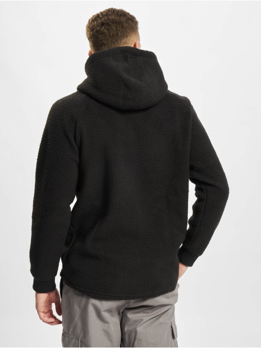 Redefined Rebel Bluzy z kapturem RRRyan czarny