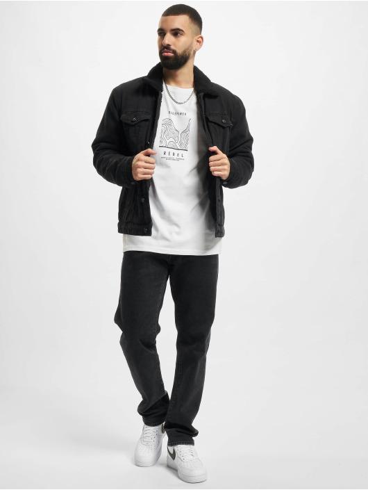 Redefined Rebel Camiseta de manga larga RRJohnson blanco