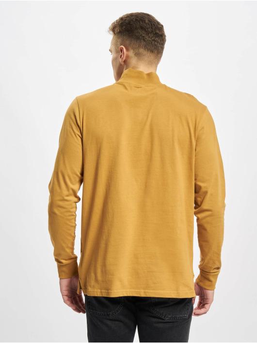 Redefined Rebel Camiseta de manga larga RRPhil High Neck marrón