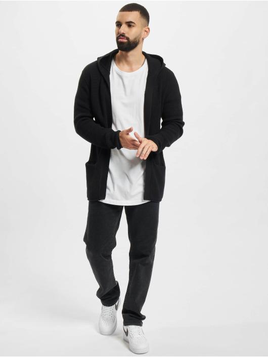 Redefined Rebel Cardigan Cabe Knit svart